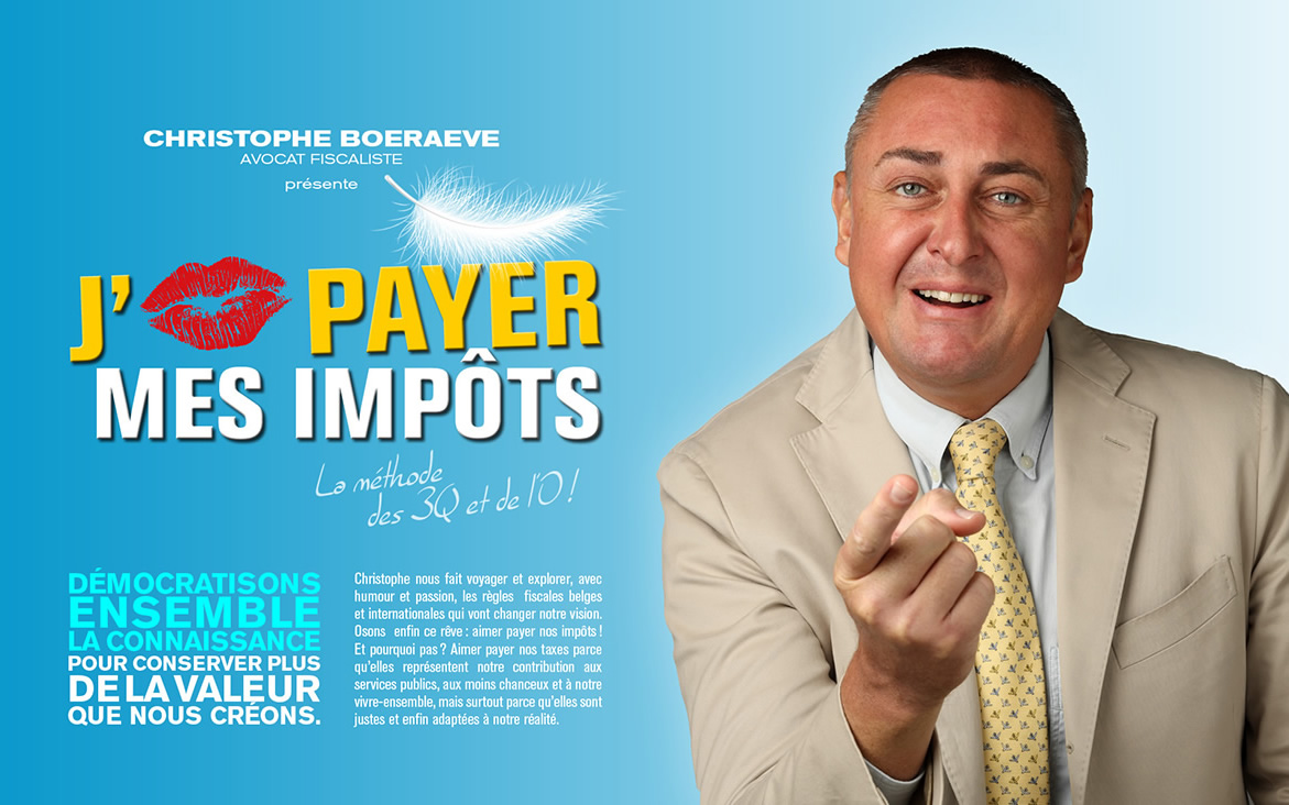 J'aime payer mes impôts