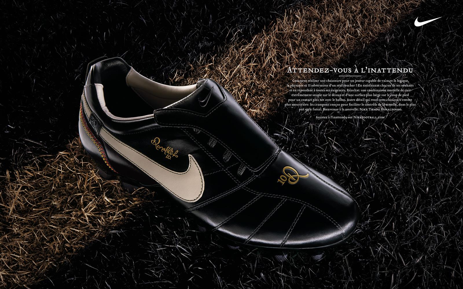 Nike Tiempo Ronaldinho