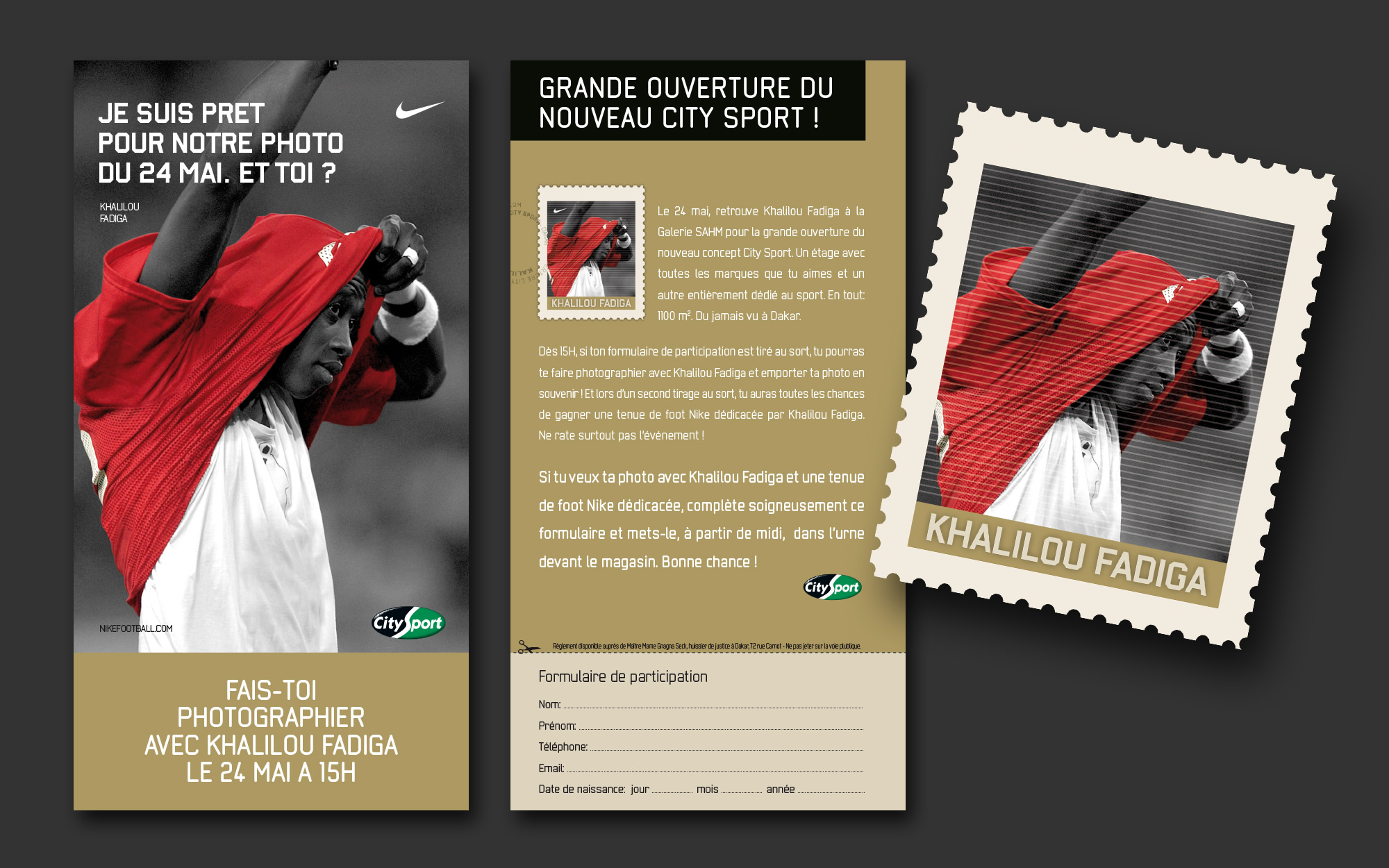 Nike Dakar