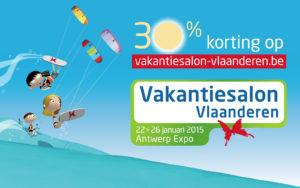 Vakantiesalon in Antwerp Expo