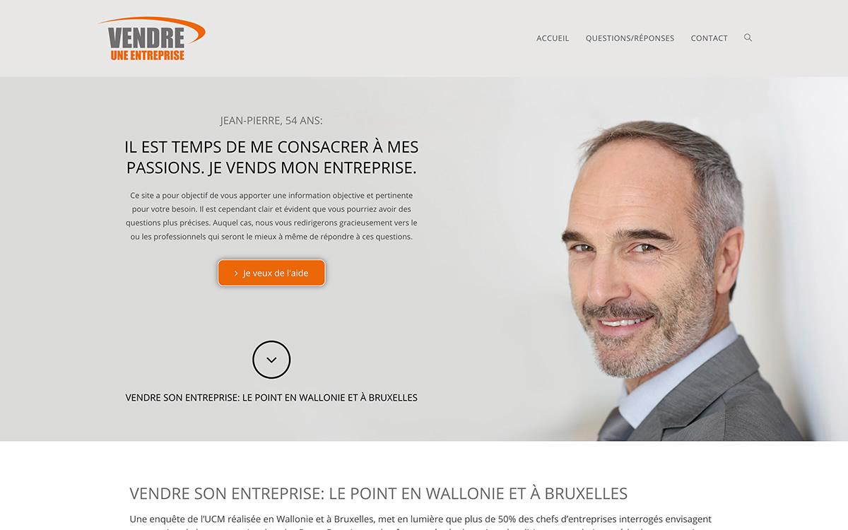 Vendre une entreprise