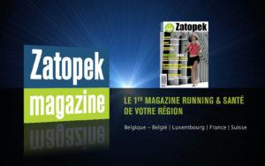 Magazine Zatopek